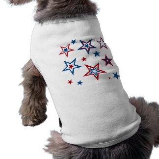 Patriotic Stars Shirt