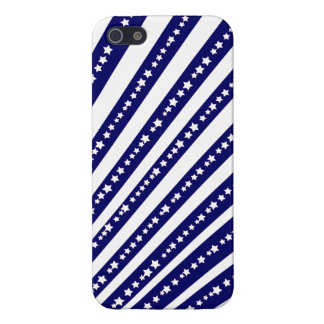 Patriotic Stars Stripes Freedom Flag 4th of July Case For iPhone SE/5/5s