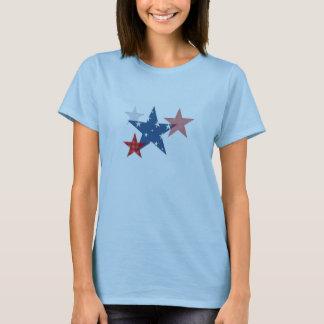Patriotic Stars T-Shirt