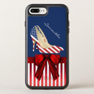Patriotic Stilettos iPhone 7 Plus Case