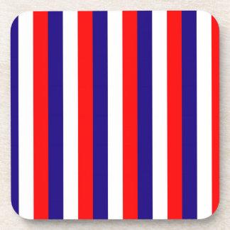 Patriotic Stripe Coaster