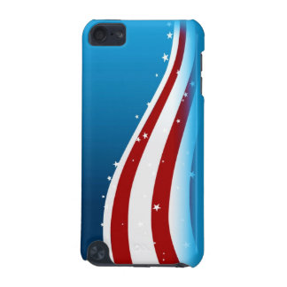 Patriotic Swoosh iPod Touch 5G Case