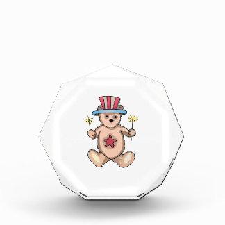 Patriotic Teddy Bear Award