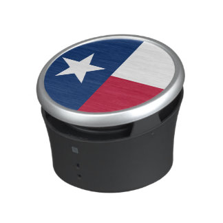Patriotic Texas flag Bluetooth NFC speaker