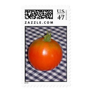 Patriotic Tomato Postage