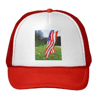 PATRIOTIC Trucker Cap Trucker Hat