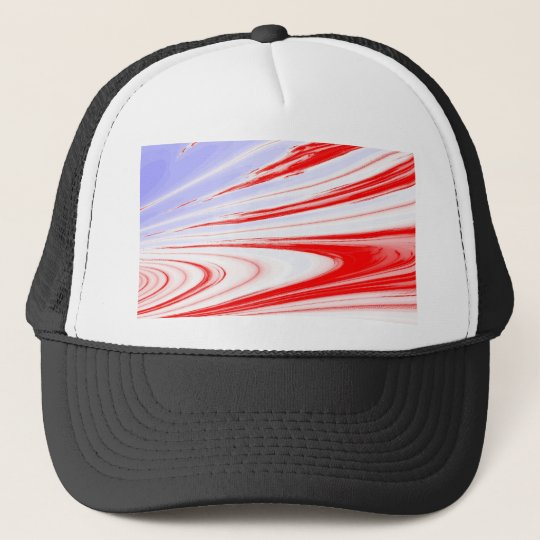 Patriotic Trucker Hat - WaywardThings
