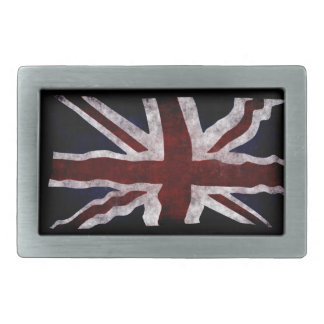Patriotic Union Jack UK Union Flag Belt Buckle