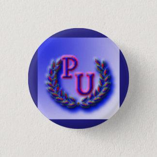 Patriotic Union Party Logo Pinback Button