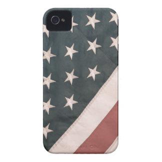 Patriotic USA Flag iPhone 4 Cover