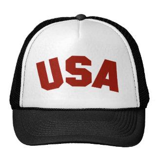 Patriotic USA Trucker Hat