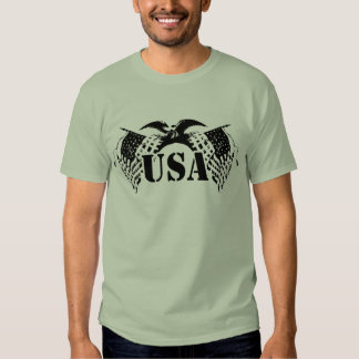 Patriotic USA T-Shirt