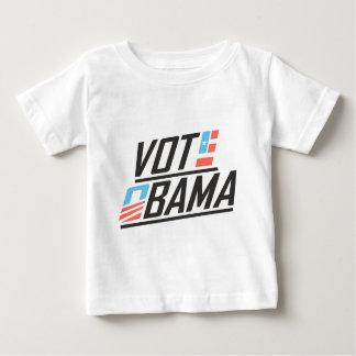 Patriotic Vote Obama Baby T-Shirt