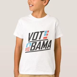 Patriotic Vote Obama T-Shirt