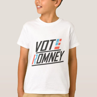 Patriotic Vote Romney T-Shirt