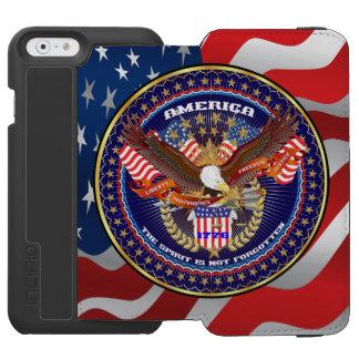 Patriotic Wallet Case Watson iPhone 6 Incipio Watson™ iPhone 6 Wallet Case