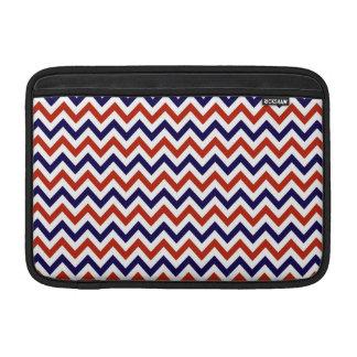 Patriotic Zigs & Zags MacBook Sleeve