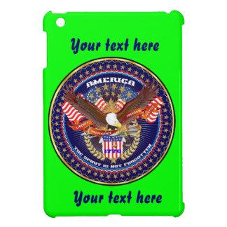 Patriótico todos los estilos satisfacen ven coment iPad mini carcasas