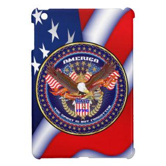 Patriótico todos los estilos satisfacen ven coment iPad mini cárcasas