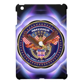 Patriótico todos los estilos satisfacen ven coment iPad mini cárcasa