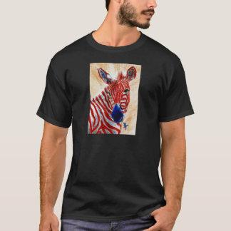 PatrioticZebra T-Shirt