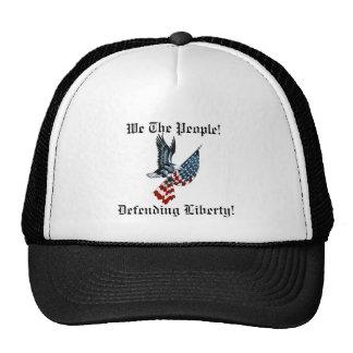 Patriotism Trucker Hat