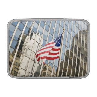 Patriotismo americano funda para macbook air