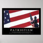 Patriotismo: Cita inspirada Poster