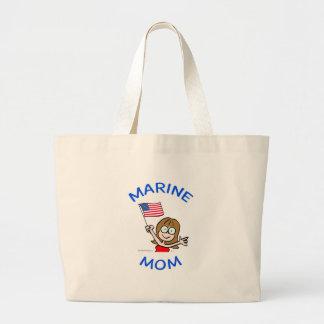 patriotismo marino del cuerpo de infantes de marin bolsas