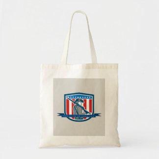Patriots Day Greeting Card American Patriot Minute Tote Bag