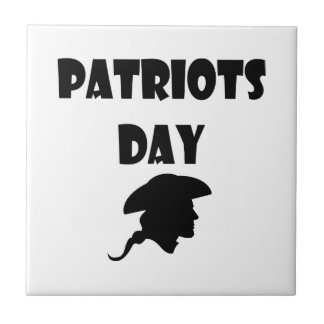 Patriots Day Holiday Gifts Value And Quality Ceramic Tile
