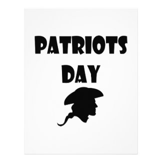Patriots Day Holiday Gifts Value And Quality Letterhead