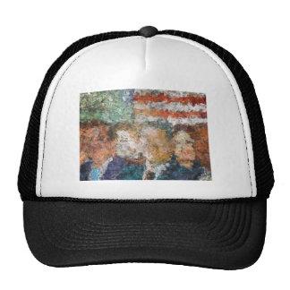 Patriots Gathering Mesh Hats