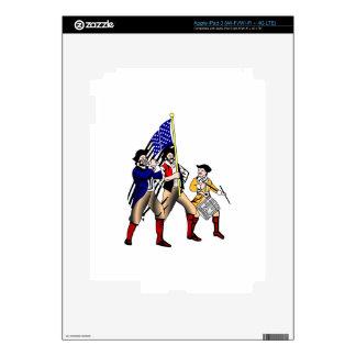 Patriots iPad 3 Decal