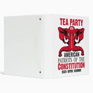 Patriots Of The Constitution. Binder