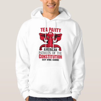 Patriots Of The Constitution. Hoodie