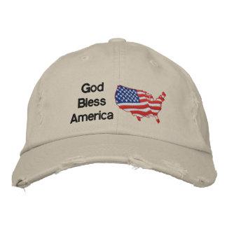 Patritot Cap Embroidered Baseball Caps
