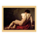Patroclus de Jacques Louis David Postal