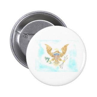 patroitic pinback buttons