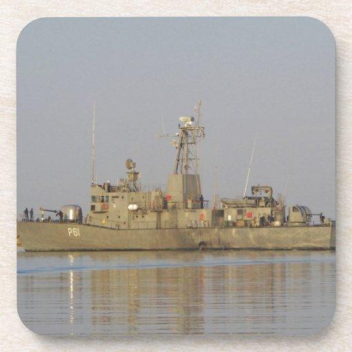 Patrol Boat Drink Coaster