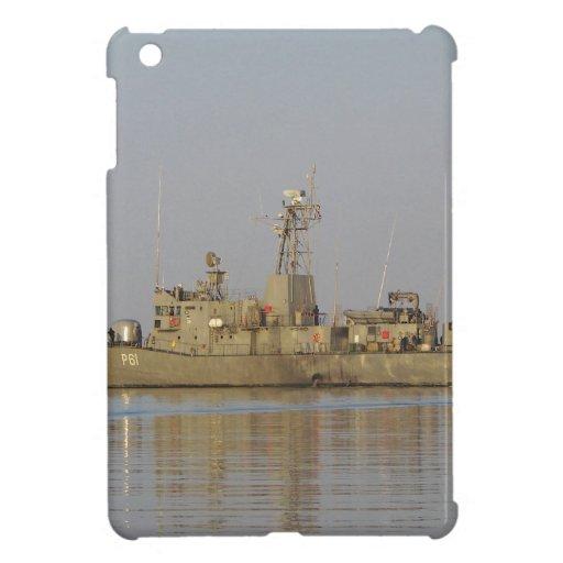 Patrol Boat Case For iPad Mini