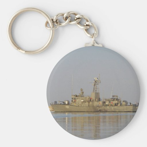 Patrol Boat Key Chains