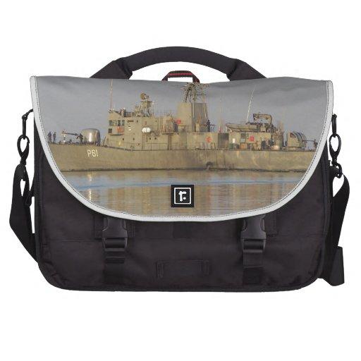 Patrol Boat Laptop Computer Bag