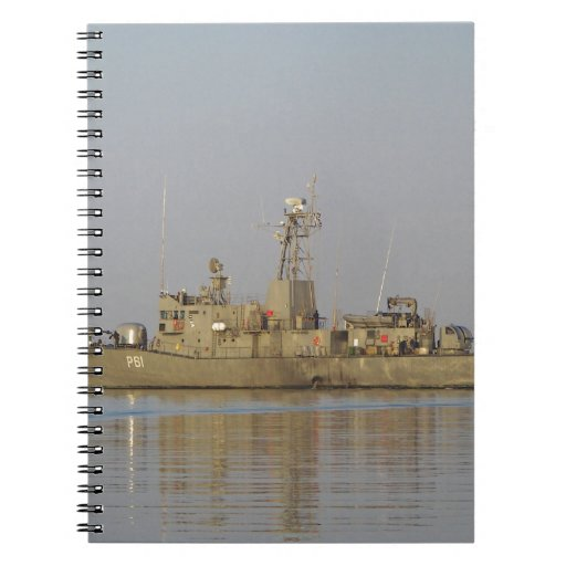 Patrol Boat Notebooks