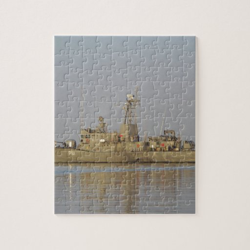 Patrol Boat Jigsaw Puzzle