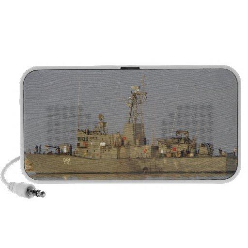 Patrol Boat Travel Speaker