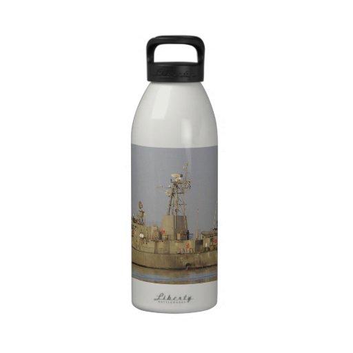 Patrol Boat Reusable Water Bottles