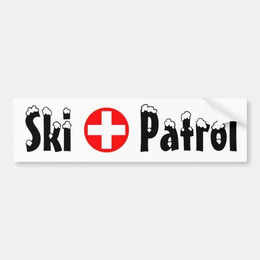 Patrol - Bumper Sticker
