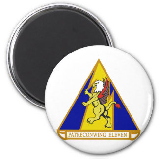 Patrol & Reconnaissance Wing 11 2 Inch Round Magnet