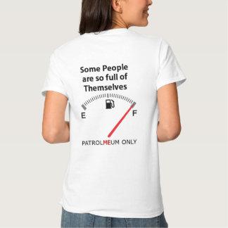 Patrolmeum Only T-Shirt